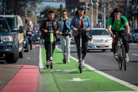 Charging Electric Scooters Is a Profitable, Fun—and Occasionally Dangerous—Youth Trend