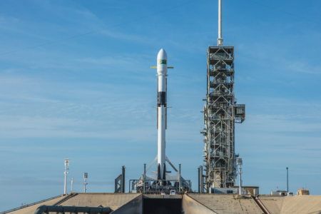 """SpaceX set to launch its first """"block 5"""" Falcon 9 rocket"""