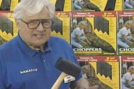 """Menards guy"" pitchman Ray Szmanda dead at 91"