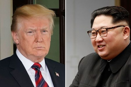 US pauses new North Korea sanctions as officials try to reset summit: report