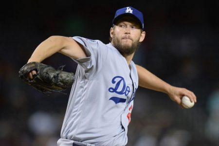 Dodgers place Kershaw on DL with left biceps tendinitis