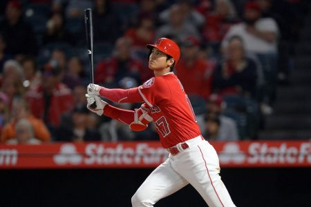 Shohei Ohtani homers, doubles in Angels' win over Twins