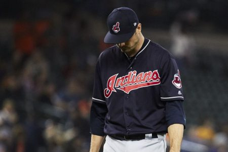 Cleveland's shaky bullpen leading to wide open AL Central