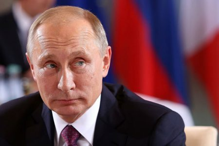 Current turmoil in Middle East producing one winner: Putin