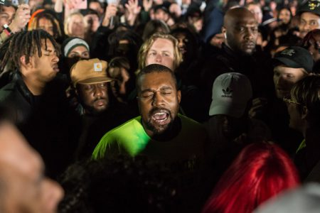 Kanye West Writes a Song of Himself on 'Ye'