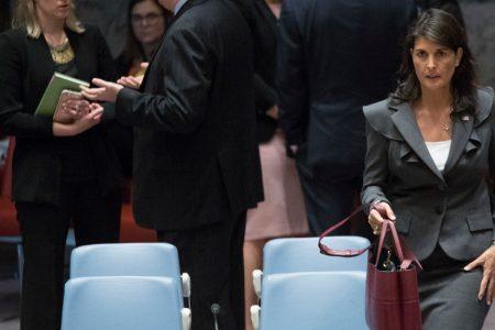 US Vetoes UN Resolution on Gaza