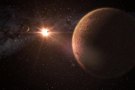 Three New Alien Planets the Size of Earth Discovered
