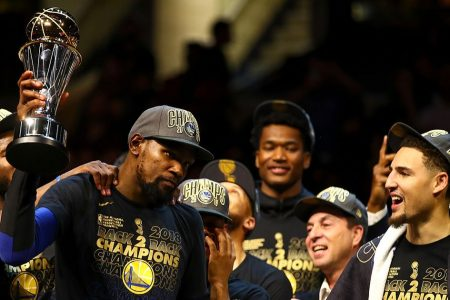 Jason Whitlock details why KD needs a 'harder path' to success to be on LeBron's level