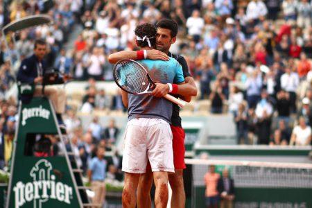 Novak Djokovic Falls at the French Open