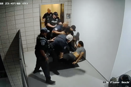 Arizona Police Officers Are Put on Leave After Beating Unarmed Man on Video