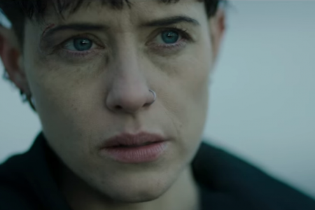 Do You Buy Claire Foy as Lisbeth Sander? Here's the Trailer.