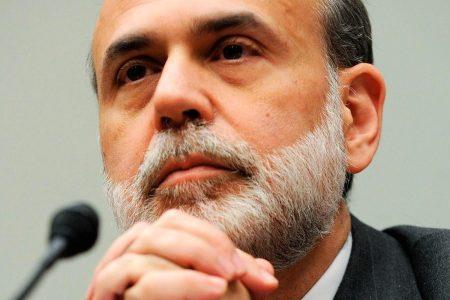 Trump's economic stimulus will fade in 2020, when Wile E. Coyote will 'go off the cliff,' Bernanke says