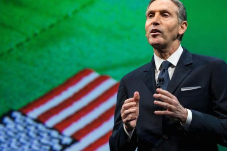 Here's how Howard Schultz and other business titans stack up against the potential 2020 presidential field