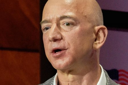 Jeff Bezos teased plans to give away some of his $140 billion in wealth