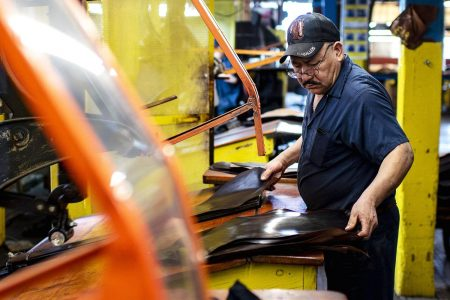 ISM manufacturing index hits 58.7 in May; construction spending up 1.8% in April