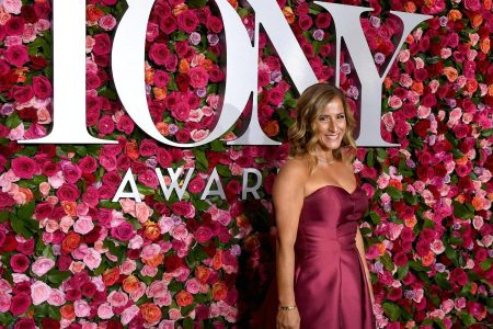 Parkland teacher who hid 65 students got a prize worth $10000 at the Tony awards