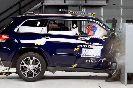 Popular Ford and Jeep SUVs rated as poor in latest crash tests