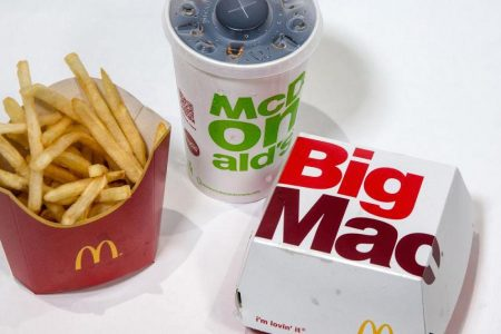 McDonald's to phase out plastic straws in the UK and Ireland