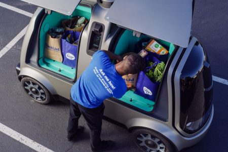 Kroger to bring driverless cars to grocery delivery