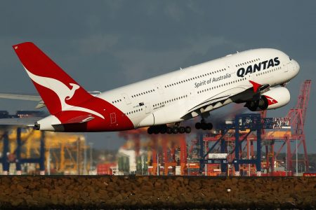 Qantas Plane 'Nosedives' Over Pacific Due to Wake Turbulence