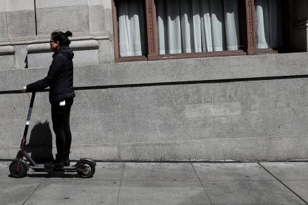 Bird, the Electric Scooter Start-Up, Is Said to Draw an Investment Frenzy