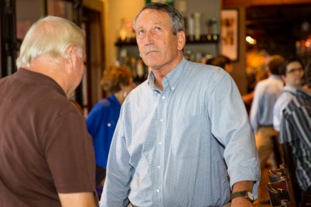Mark Sanford's Political Career Fades in the Age of Trump