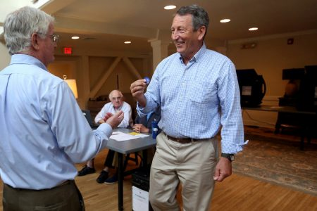 Trump Calls Mark Sanford 'Nothing But Trouble' Hours Before Polls Close