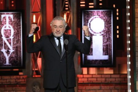 Trump Blasts De Niro on His Way Home From Singapore: 'Wake Up Punchy!'