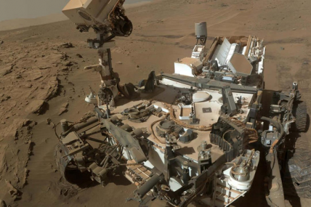 Mars Curiosity rover's surprising finds from the Red Planet through the years