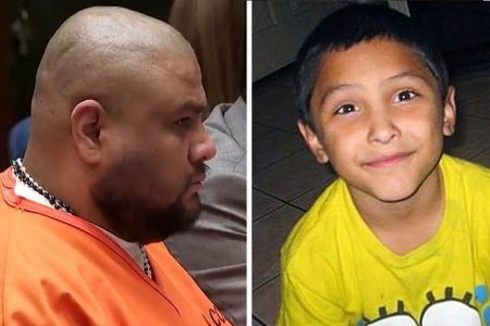 California man gets death sentence in torture-killing of 8-year-old boy