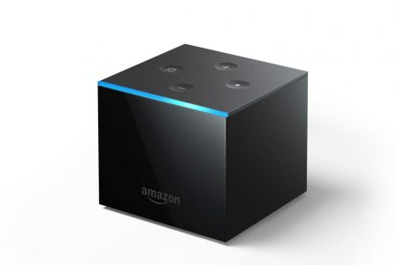 Amazon Fire TV Cube unveiled: Streaming box meets Echo