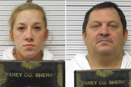 Nebraska couple charged with brutally murdering, dismembering Tinder date