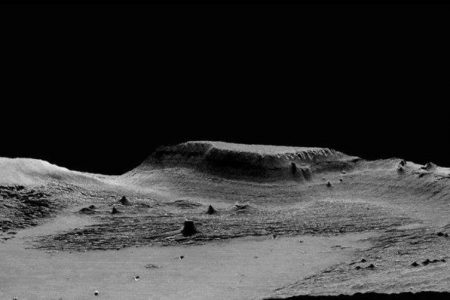 Mysterious Mars rock formation explained – and it doesn't involve UFOs