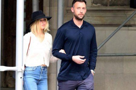 Jennifer Lawrence goes public with rumored boyfriend Cooke Maroney