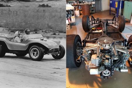 Exclusive: Missing dune buggy from Steve McQueen's 'The Thomas Crown Affair' reappears as it undergoes restoration