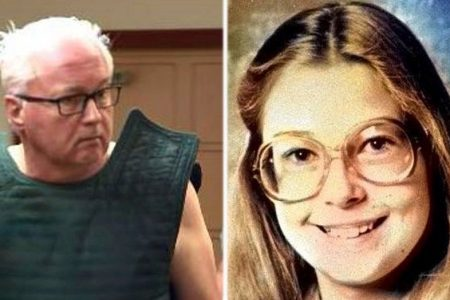 DNA leads to arrest in a second Washington State cold case involving a murdered young girl
