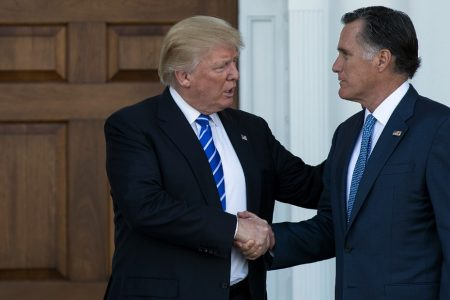 Mitt Romney predicts Donald Trump will win in 2020 'solidly.' Is he right?