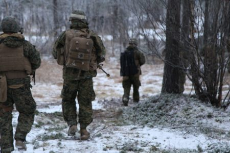 US to double number of Marines in Norway amid Russia tensions