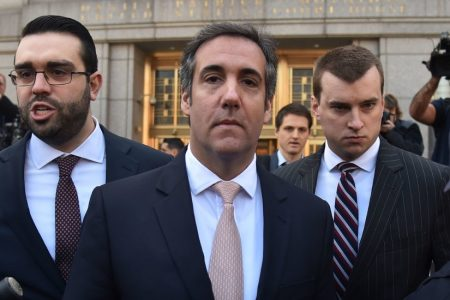 Michael Cohen Seeks Gag Order on Lawyer for Stormy Daniels