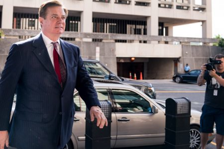 Paul Manafort Jailed Before Trial, Judge Cites New Obstruction of Justice Charges