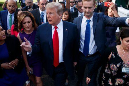 Trump Calls Justice Dept. Report 'Total Disaster' for Fired FBI Director