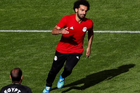 World Cup 2018: Egypt vs. Uruguay Live Updates