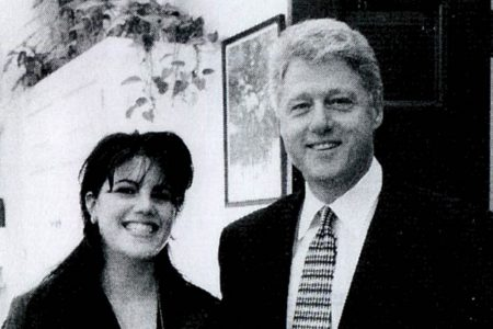 Bill Clinton still gets it wrong on Monica Lewinsky and #MeToo