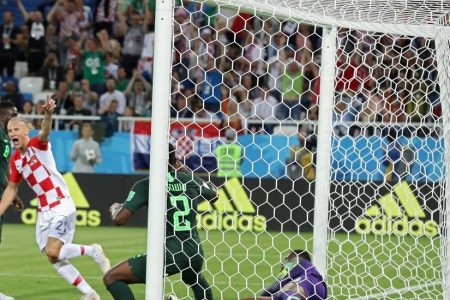 Croatia Tops Nigeria to Take Control of Group D