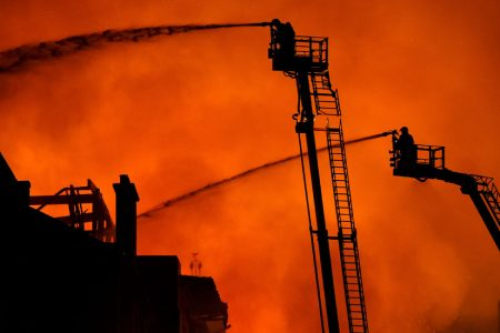 Fire Guts Glasgow School of Art for Second Time in 4 Years