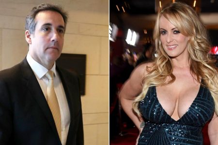 Stormy Daniels files new lawsuit against Michael Cohen and her old attorney