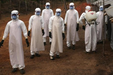 Detective work, cultural awareness are key to fighting Ebola