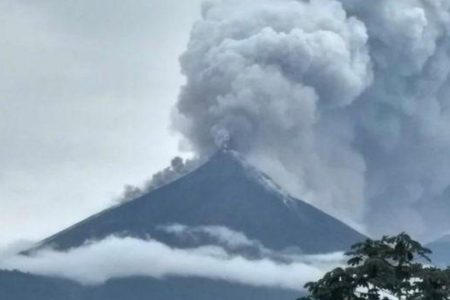 Death toll climbs from volcano's explosions of ash, molten rock in Guatemala