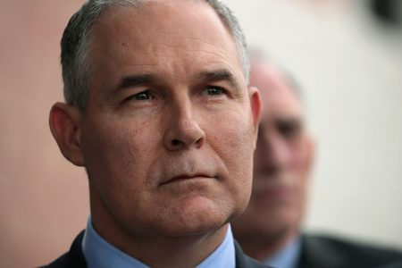 Pruitt purchased Rose Bowl tickets after having aide seek help back home