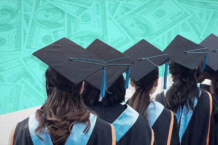 Student loan debt just hit $1.5 trillion. Women hold most of it
